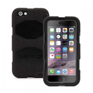 Carcasa griffin survivor iPhone 6s plus