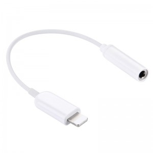 Adaptador Lightning a Jack 3.5 mm / Apple