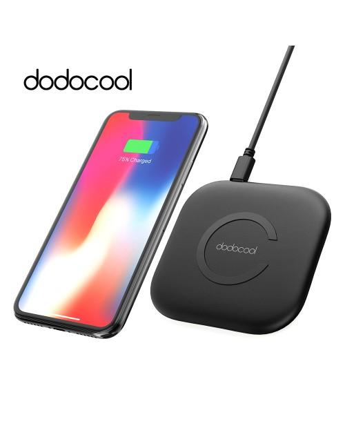 Cargador Inalambrico dodocool Iphone X / 8 Samsung S9